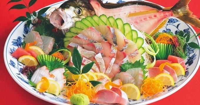 【新市街】産直鮮魚・あか牛・菊池豚!熊本の食材を味わい尽くす『写楽』
