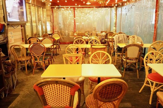 24時間食べられる巨大ハンバーガー入りのグラタン!?池袋『サクラカフェ』に行ってみた!