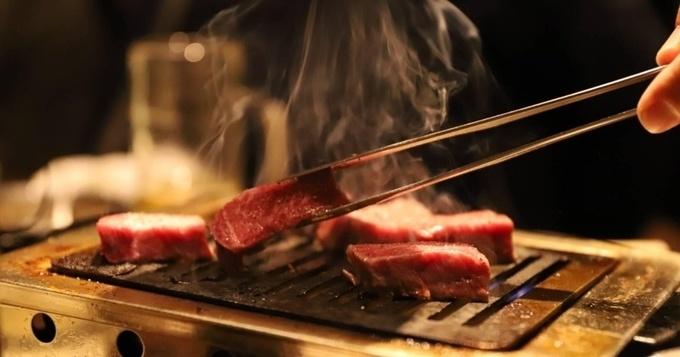 チャンピオン和牛のカルビが絶品!タンもホルモンも食べ比べ!!八幡山『ゆうすい』