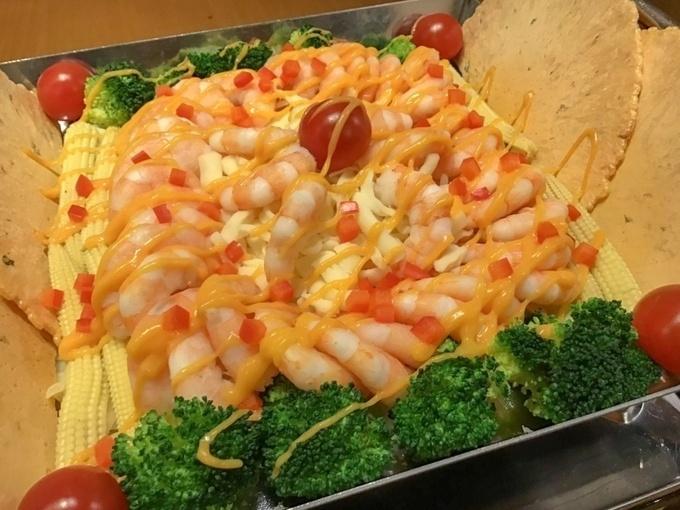 【恵比寿】鍋を覆いつくす海老×チーズ!とろ〜り感がたまらない新メニューが爆誕!『かいり』