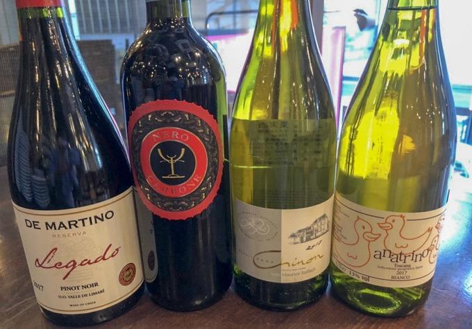 【銀座】天井まで届く500種類のワインは圧巻!定番〜レアまで豊富すぎる『銀座でワイン。』