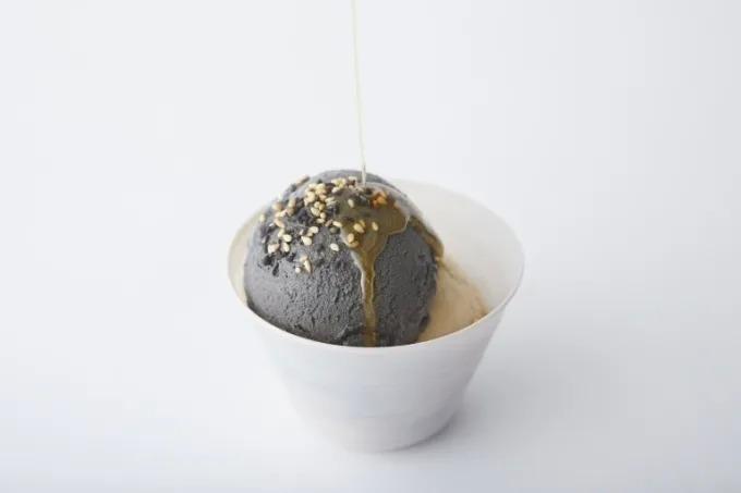 【銀座】表参道で人気の「超特濃ごまアイス」が登場!『re:Dine GINZA』