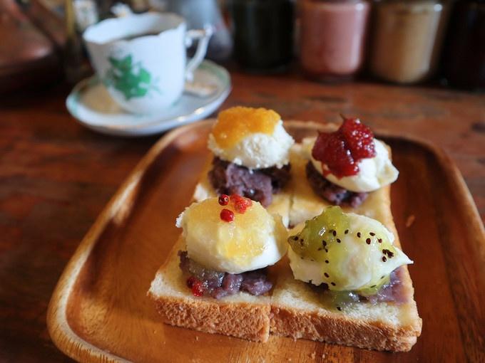 名古屋の人気モーニング!『コーヒーハウス かこ』の手作りジャムトースト!