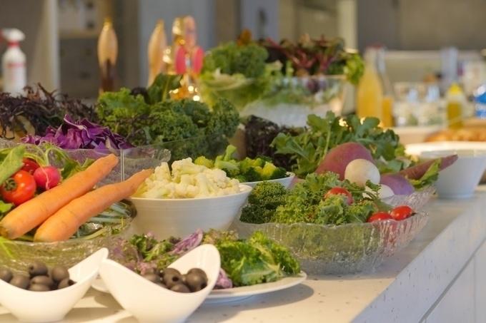 【銀座】外食でも野菜がたっぷり摂れる!サラダバー付きランチ5選