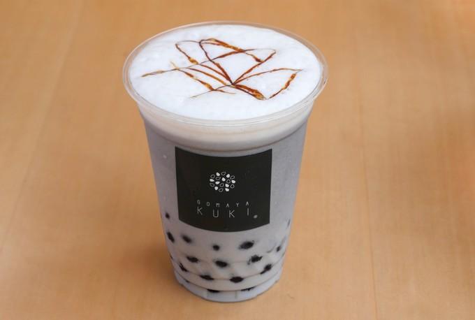 【表参道】1杯にごま約6,000粒!超濃厚タピオカドリンクが新登場『GOMAYA KUKI』