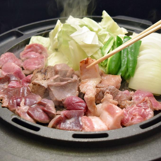 【新宿】国産牛の焼きしゃぶしゃぶやホルモン焼肉も!『木村屋本店』が鉄板焼きフェアーを実施中