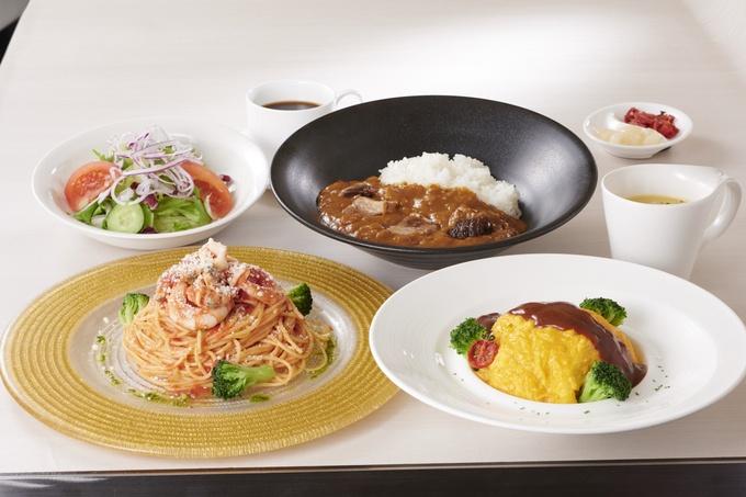 【品川】本格ステーキや窯焼きピザ!24時間ホテルの味を楽しめる『カフェレストラン24』