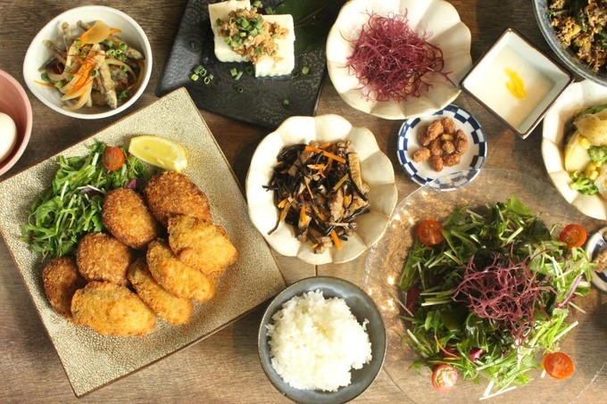 日本橋 食べ放題