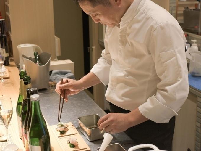 【名古屋駅】オーナーシェフ歴20年の新たな挑戦。和食×発酵食の創作料理を『味ゆい』で!