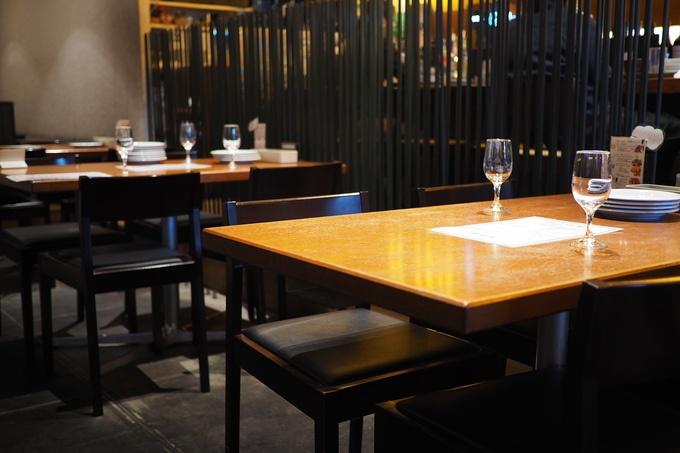 【東神奈川】名物肉盛り&ハンバーグをワインと!しっかりお食事も飲みも叶う『KUBOTA食堂』