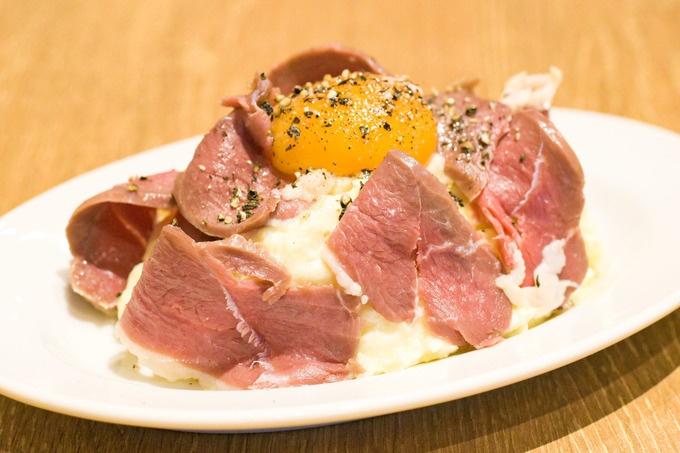 長野のご当地グルメを新橋で!長野産鴨肉や小布施野菜を使ったイタリアン『OBusse』