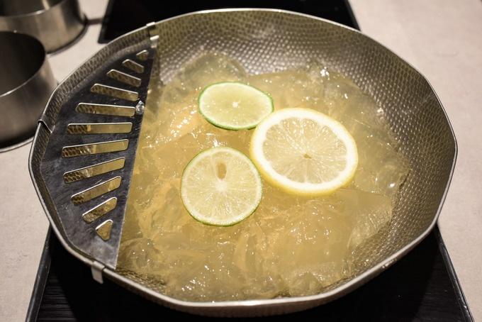 夏にピッタリの「ぷるしゃぶ」を1人1鍋スタイルの食べ放題で!『しゃぶしゃぶれたす 渋谷店』