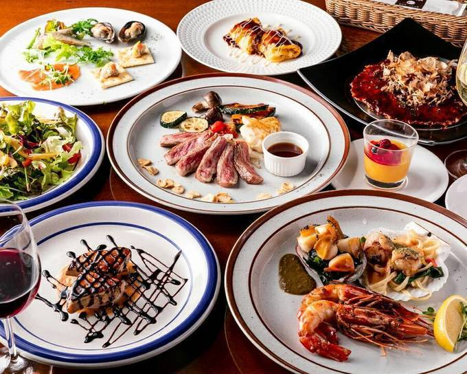 【銀座】記念日にぴったり!豪華な肉や食材の鉄板焼でサプライズも『naniwaen』
