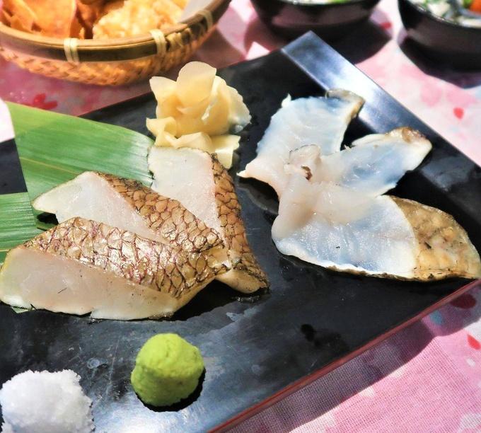 【渋谷】鹿児島のカツオvs山口のとらふぐ!あなたはどっちが好き?両県の名産を藁焼きで『煌煌庵』