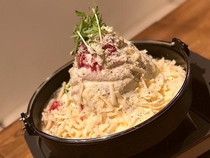 【中野】厚切り牛タンやチーズ肉鍋が新登場。肉飲みできる居酒屋『肉乃なかの』