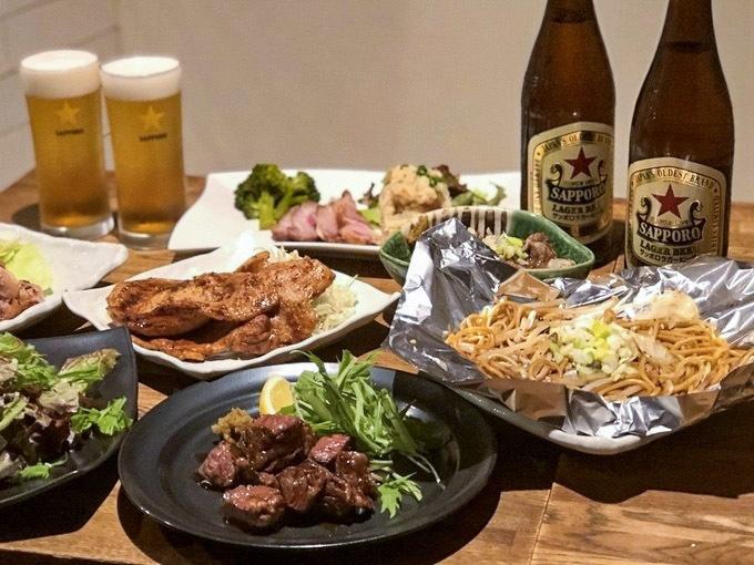 【中野】宴会1名分が無料!クーポン利用で10品+飲み放題付きコースがお得『肉乃なかの』