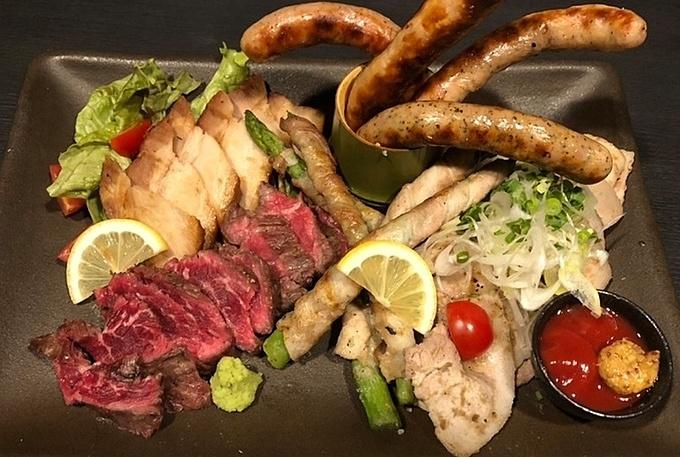 【渋谷】肉派も魚派もお任せ!宴会ならバラエティ豊かな料理とお酒が揃う『ひもの屋』へ!