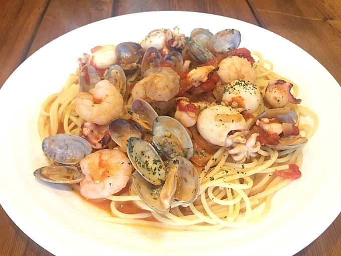 8万食を突破した究極のうにスパゲッティ!三軒茶屋の住民から愛されるパスタ専門店『トレッテ』