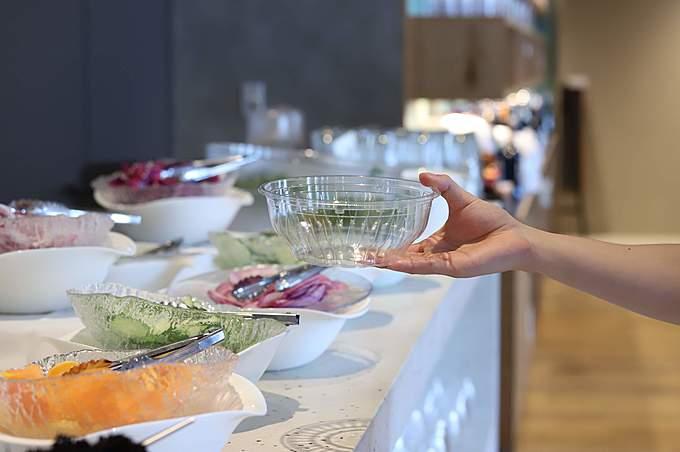 月額定額でサラダが毎日たっぷり摂れる!銀座にある話題の定額制サラダ会員を利用してみた!