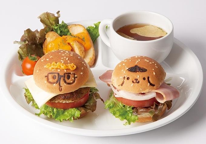 『ポムポムプリンカフェ』が関口メンディーとコラボ!1月15日〜期間限定メニューが登場