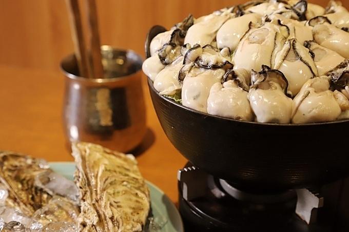 牡蠣の重量1kg!?溢れる旨味の「牡蠣鍋」を体感せよ!牡蠣好き必見の『かいり 恵比寿店』